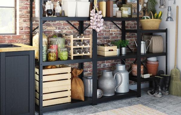 IKEA BROR opbergsysteem