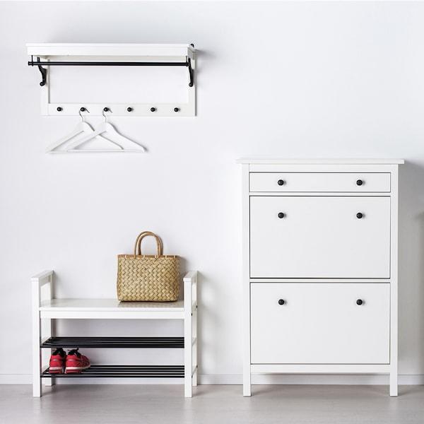 Collection HEMNES meubles entrée