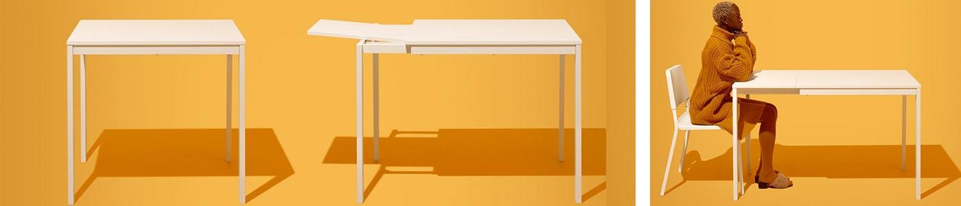 Table Salle A Manger Avec Rallonge Ikea Gamboahinestrosa