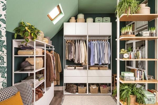 Fai spazio alla primavera in camera da letto - IKEA