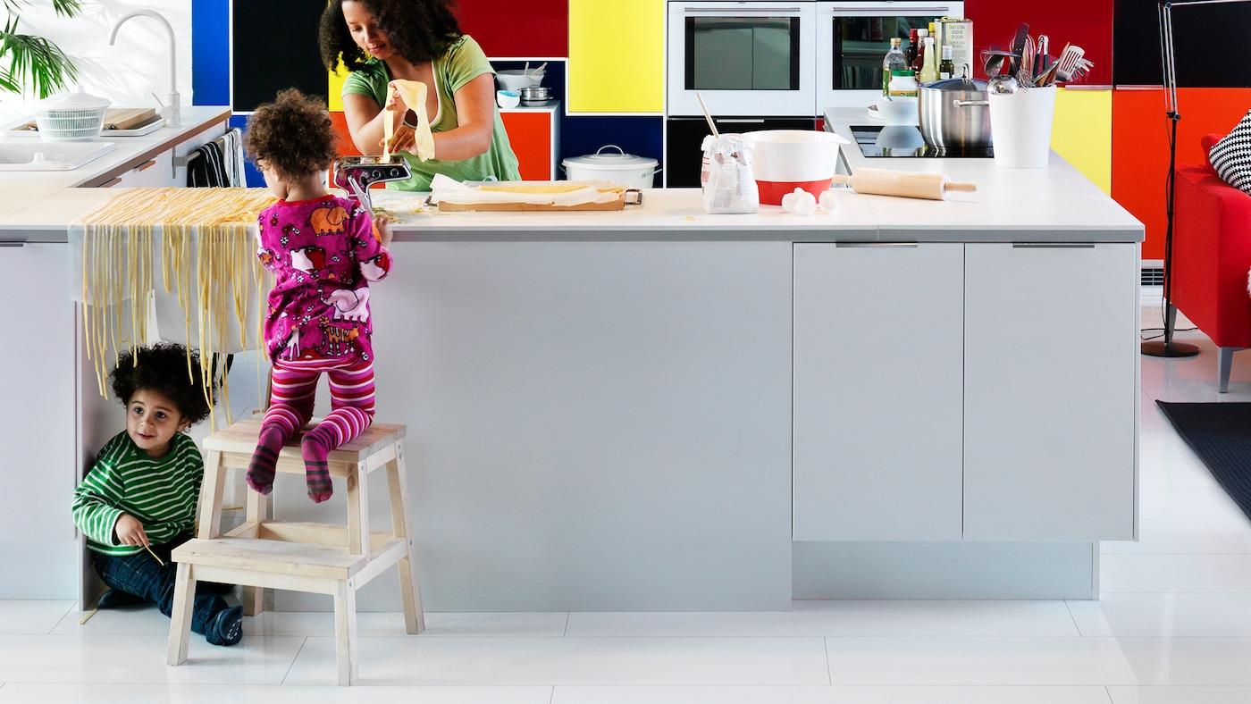 FAKTUM on keittiömallistomme, joka korvattiin METOD-sarjalla vuoden 2013 aikana.