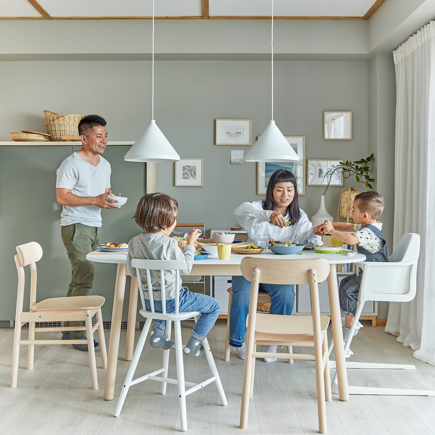 Deco Salle A Manger Notre Galerie De Photos Ikea