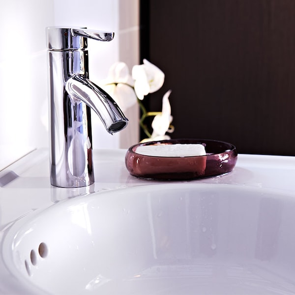 Faucets that look good and work smart