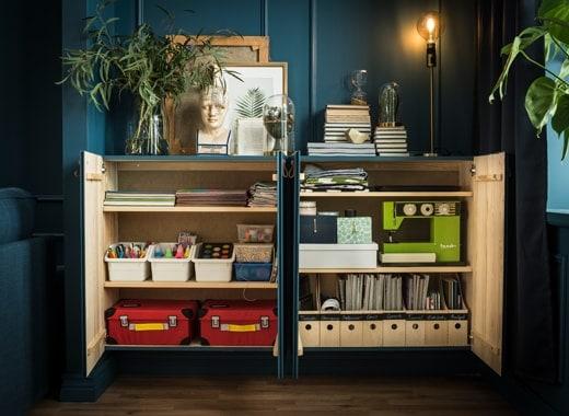 Come Personalizzare I Mobili Ivar Idee Ikea It