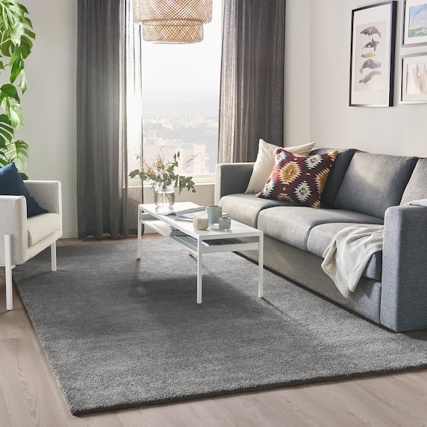 Lohals Rug Ikea Living Room