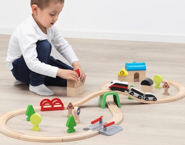 Flot Baby og børn - Indret værelse med fokus på sikkerhed - IKEA VY-38