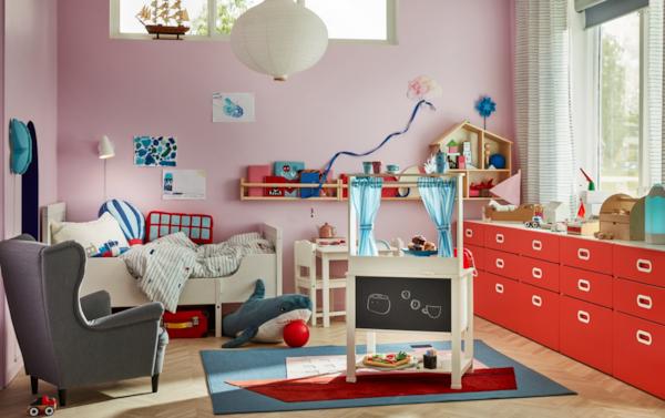 Proputuj svijet u dječjoj sobi