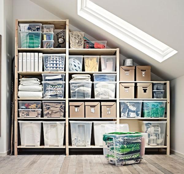 Feito á medida para cada espazo e cada tipo de necesidade - IKEA