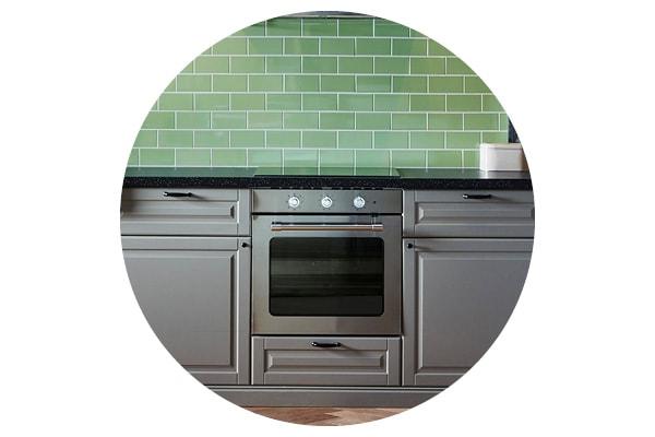 серия фасадов для кухни БУДБИН