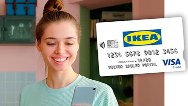 Financia tu compra con IKEA Visa