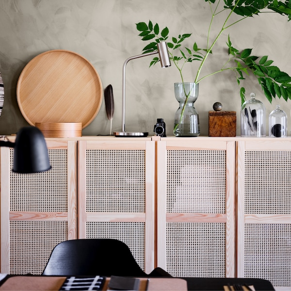 Find functional and personalised cabinets, and other storage solutions.