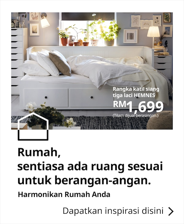 Find the perfect solution for your sleep at IKEA Home Furnishings!