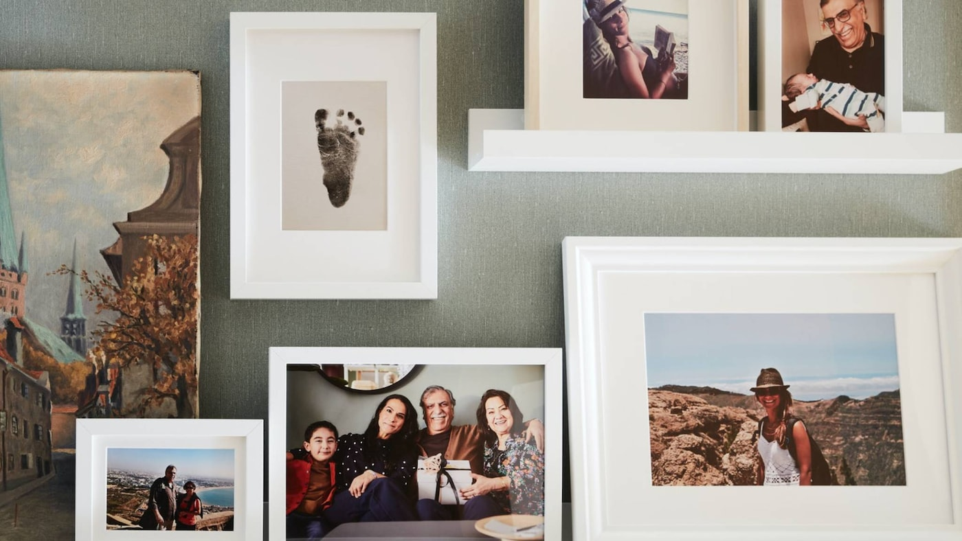 Find the Right Picture Photo Frame at IKEA Home Furnishings.
