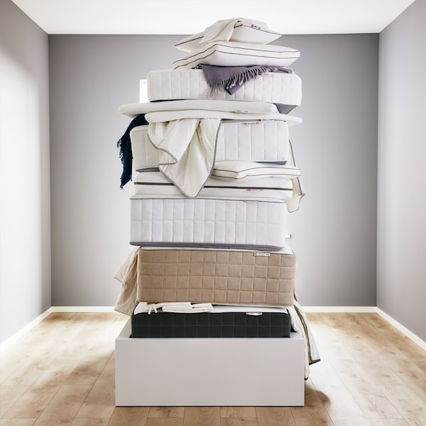 Finde heraus, welche Matratze am besten zu dir und deinen Bedürfnissen passt