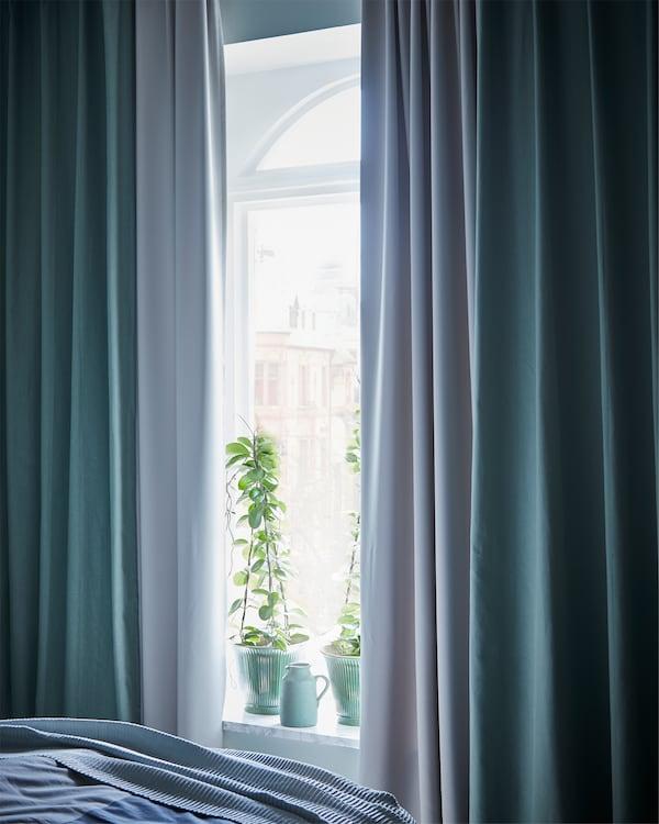 Camera da letto e soggiorno, tutto in uno. - IKEA