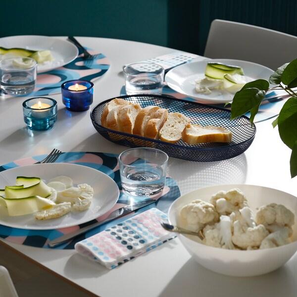 Fini les assiettes dépareillées, vive la vaisselle coordonnée!