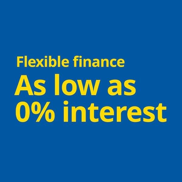 Flexible finance