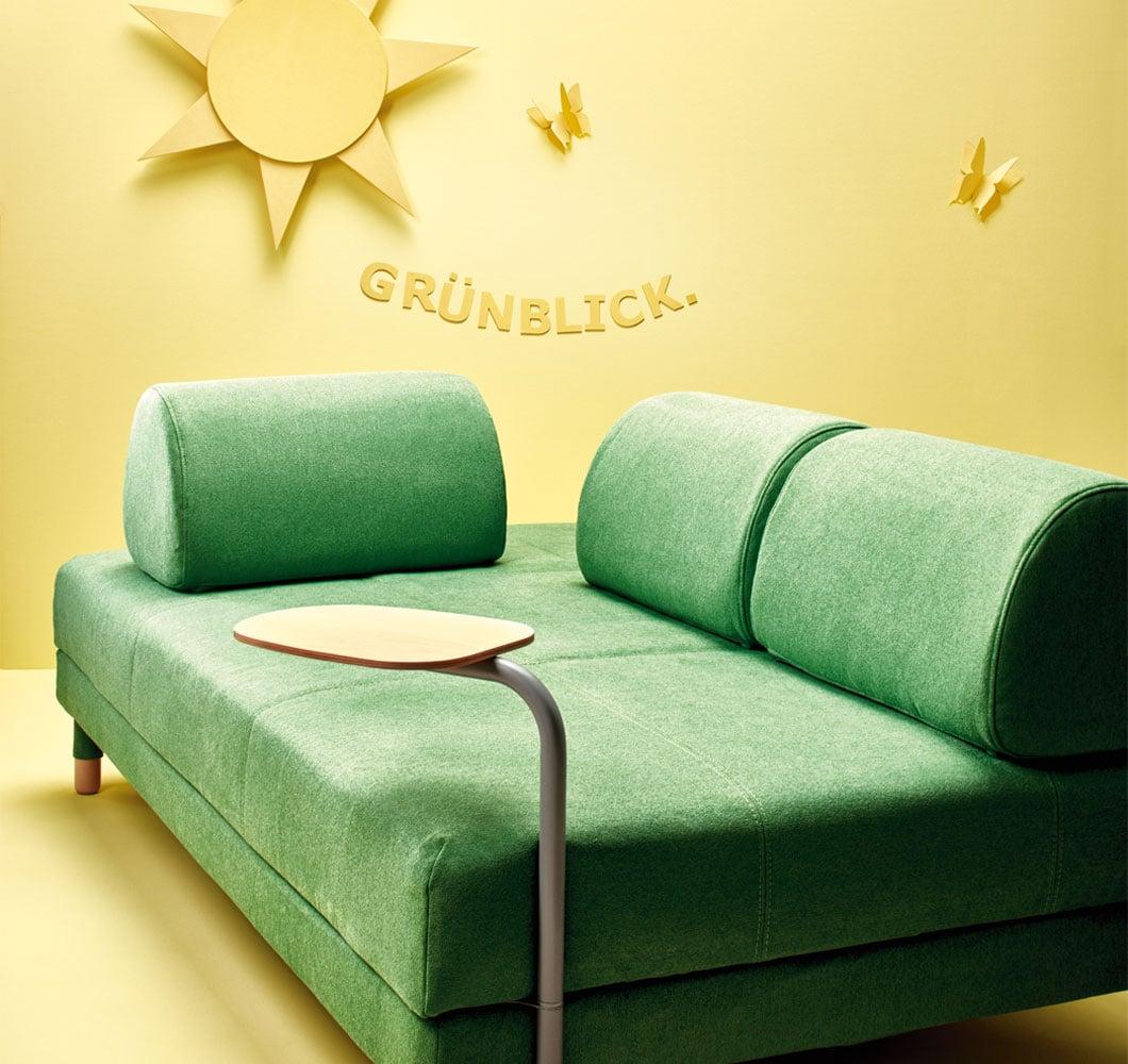 hier kannst du einfach du selbst sein ikea. Black Bedroom Furniture Sets. Home Design Ideas