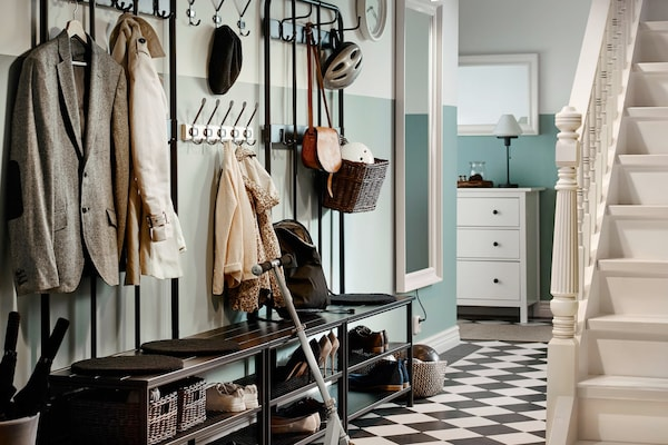 flur flurm bel f r dein zuhause ikea. Black Bedroom Furniture Sets. Home Design Ideas