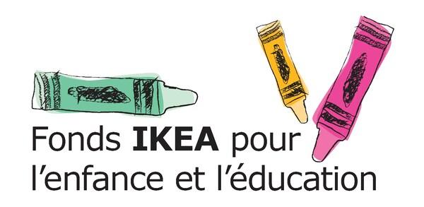 Fonds IKEA pour l'enfance et l'éducation