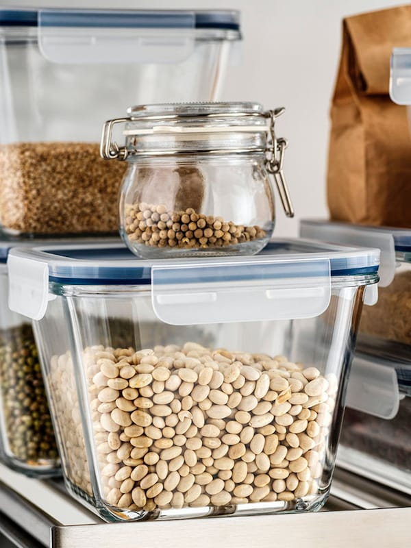 Food storage & organisation