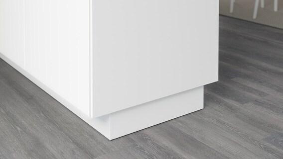 ФОРБЭТТРА, белый, накладная панель