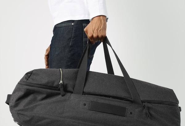 FORENKLA duffle bag on wheels