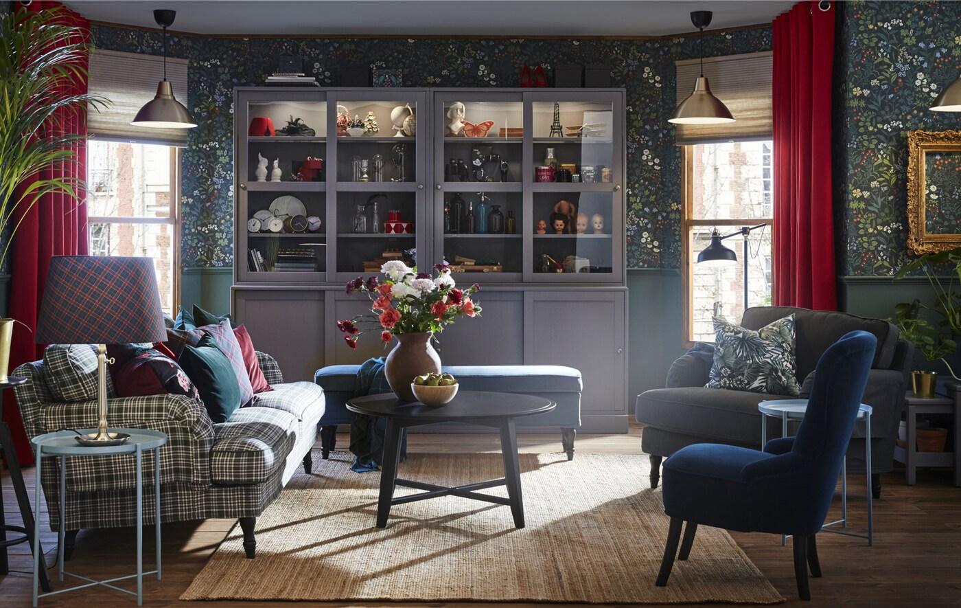 Wohnzimmer Für Gäste Dekorieren: Ideen Für Dein Zuhause