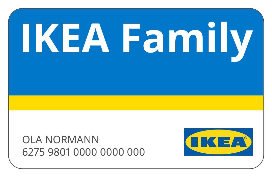 Ikea Espagne Carte.Ikea Family C Est Gratuit Ikea