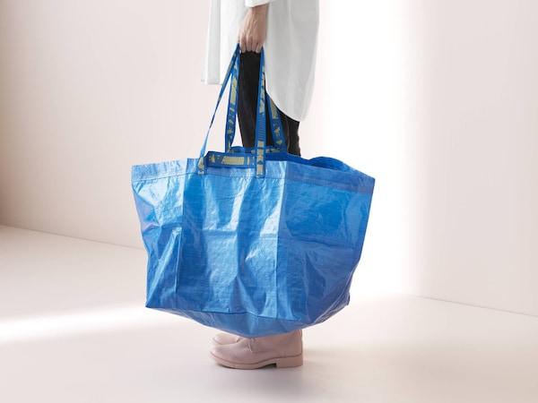 FRAKTA bags