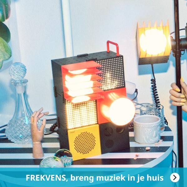 frekvens breng muziek in je huis