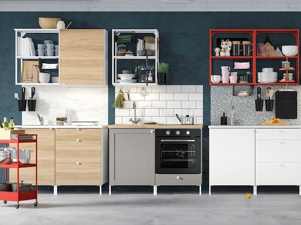 Fronty szafek kuchennych ENHET