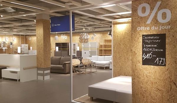 Fundgrube IKEA Aubonne