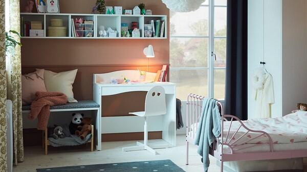 Galeria pomysłów na urządzenie pokoju dziecięcego