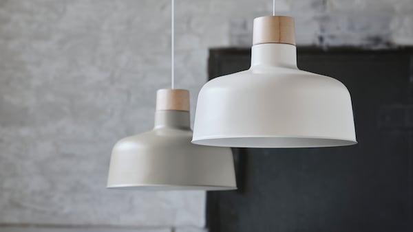 Galerie nových designových nápadů představující novinky vsortimentu IKEA.