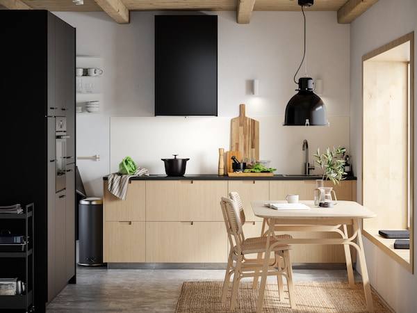 Gallery page with kitchen ideas.