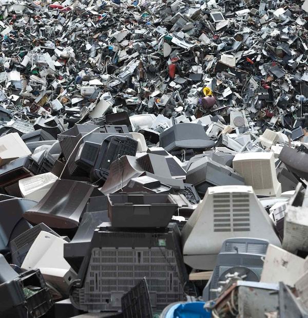 Ganz am Ende der Nutzungsdauer sollten die Produkte gut recycelbar sein – damit sie im Sinne der Kreislaufwirtschaft wieder als Rohstoff für neue Produkte dienen können.