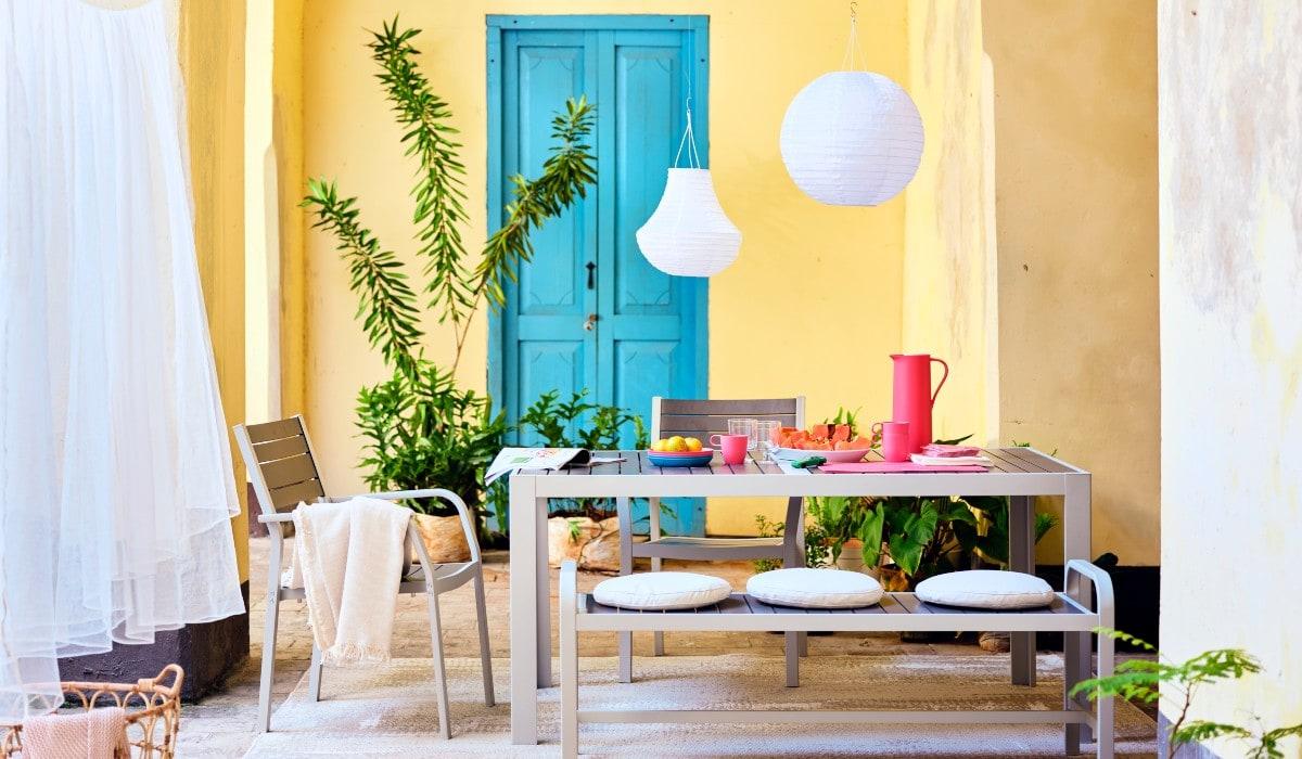 Arredare Il Balcone Ikea furnishing ideas for garden and balcony - ikea - ikea