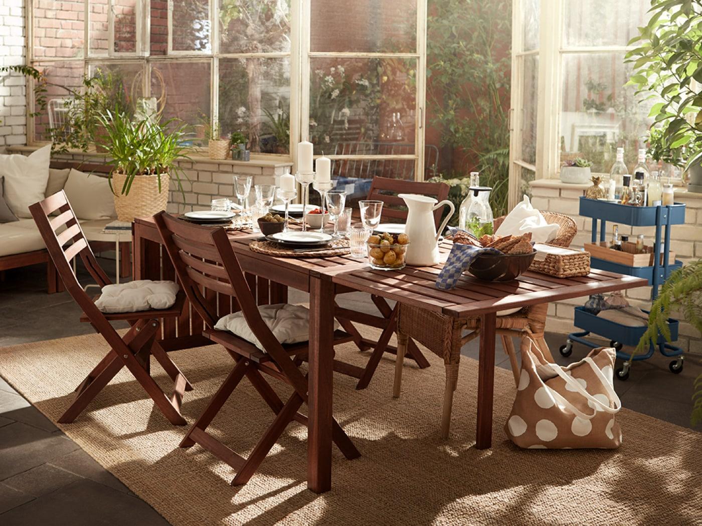 Gartenmöbel Balkonmöbel Für Dein Zuhause Ikea
