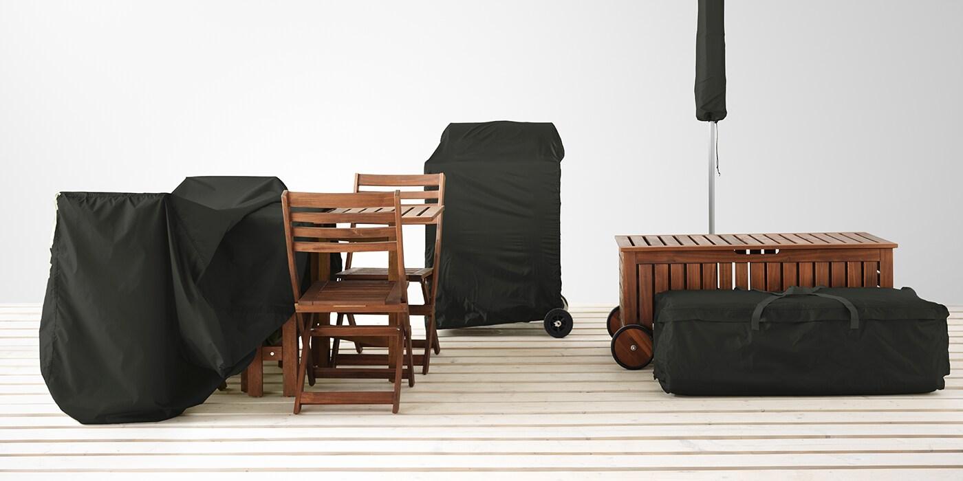Gartenmöbel Sitzauflage - TOSTERÖ Serie