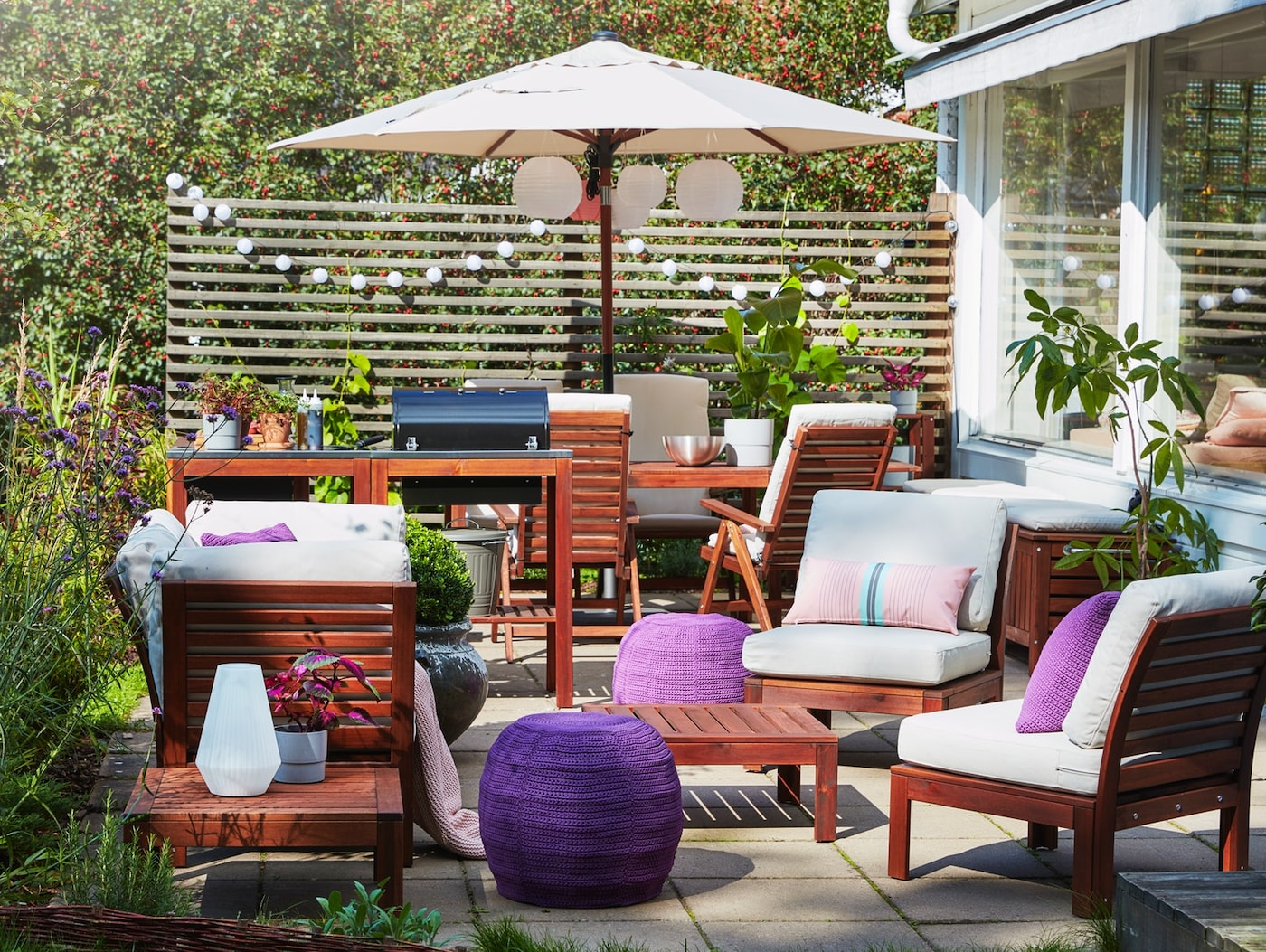 Balkon & Garten: Ideen & Inspirationen - IKEA Deutschland