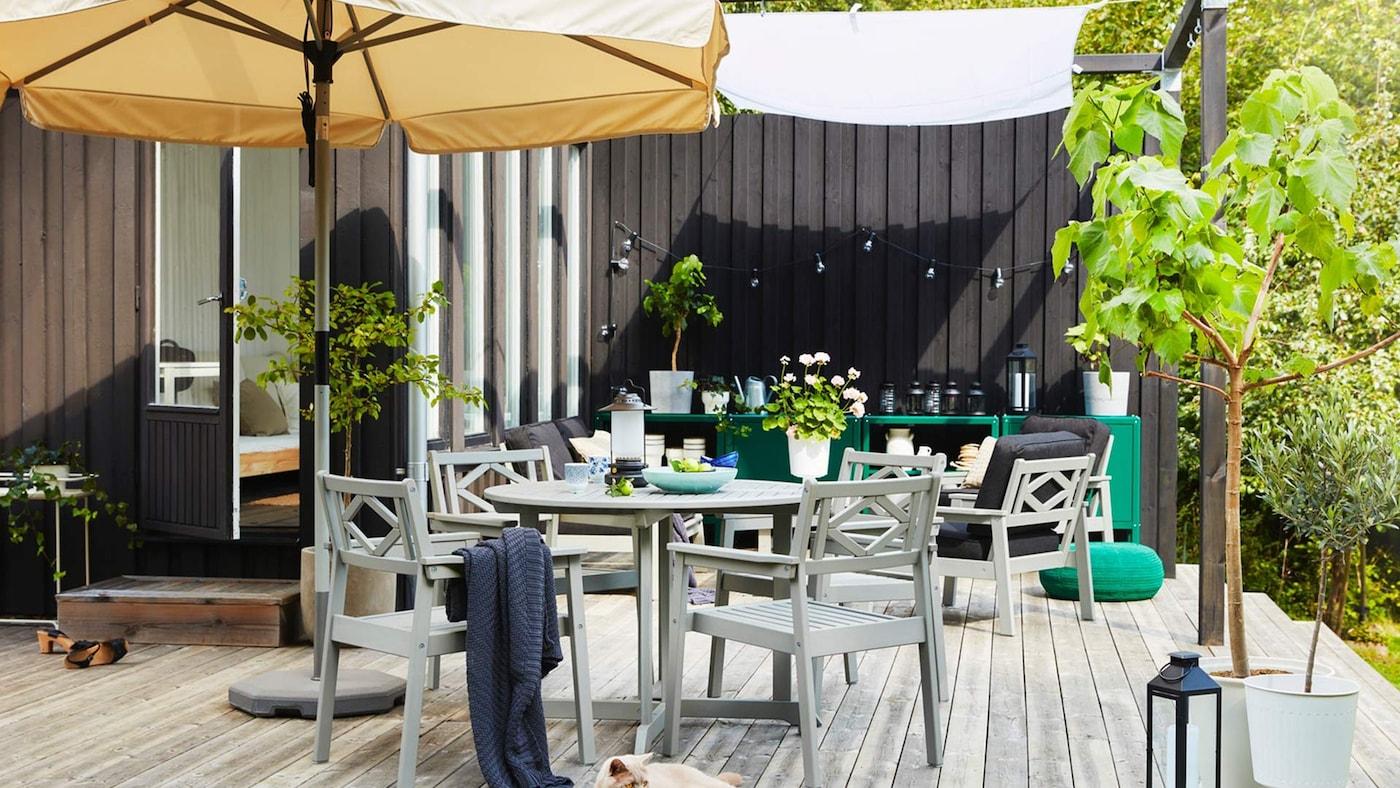 Balkonmöbel & Gartenmöbel günstig kaufen - IKEA Österreich