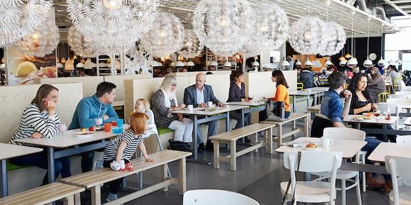 Geschäftstätigkeiten von IKEA Food sollen eine positive Wirkung auf die Menschen, die Tiere und die Erde haben.