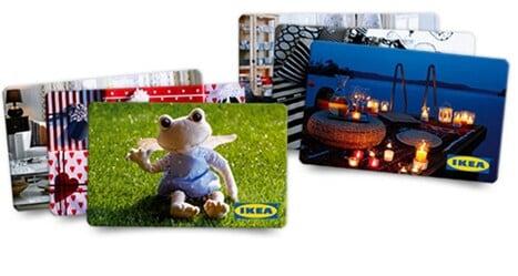 Gestalte deine IKEA Geschenkkarte mit einem Motiv deiner Wahl