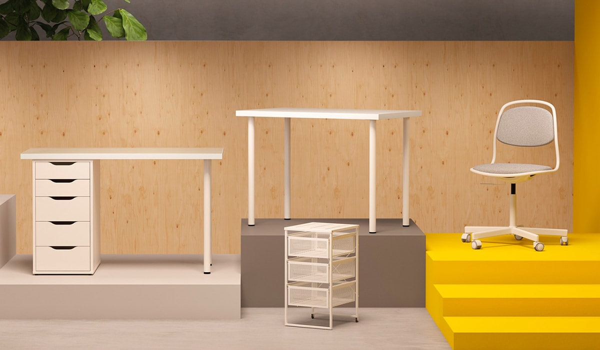 Gestalte deinen Schreibtisch selbst