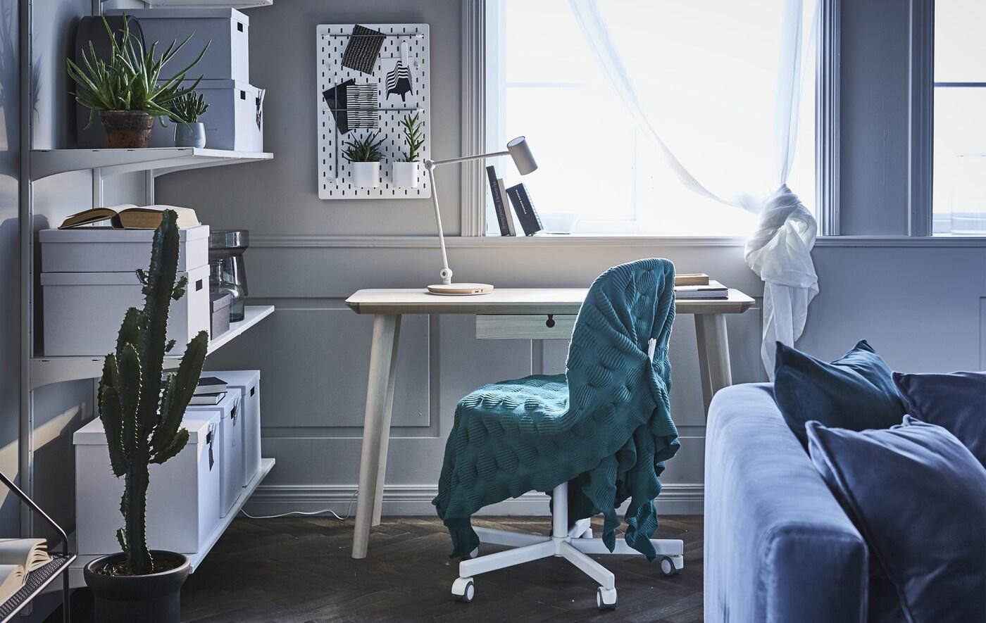 Arbeitsplatz Im Wohnzimmer Einrichten U2013 So Gehts