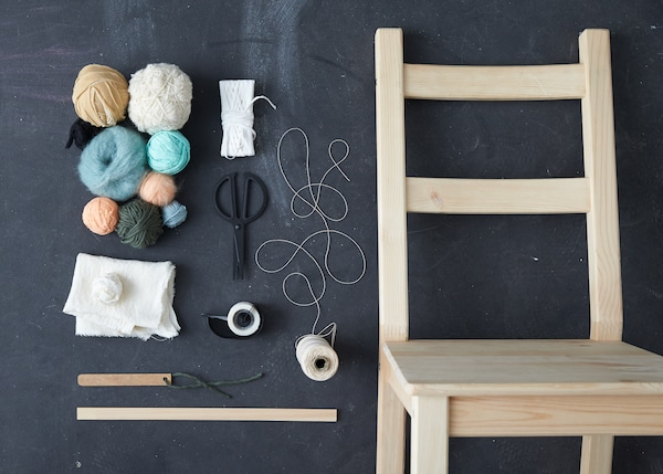 Get creative with a weaving project. Here's what you need to get started.