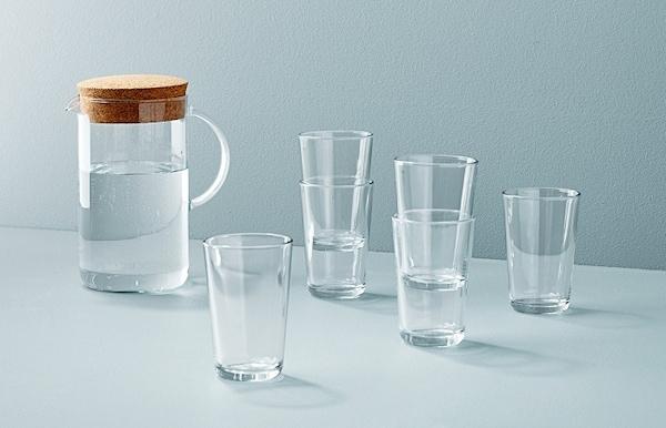 Glassware & jugs