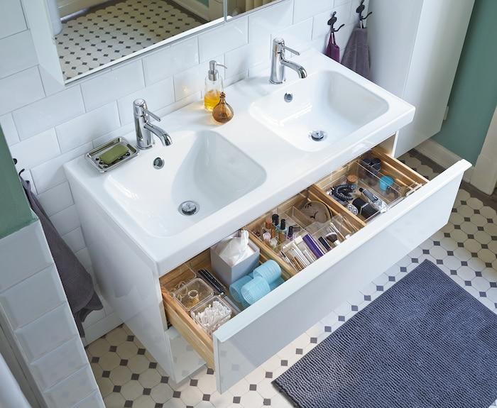 Aufbewahrung & Ordnung im Badezimmer   IKEA Deutschland