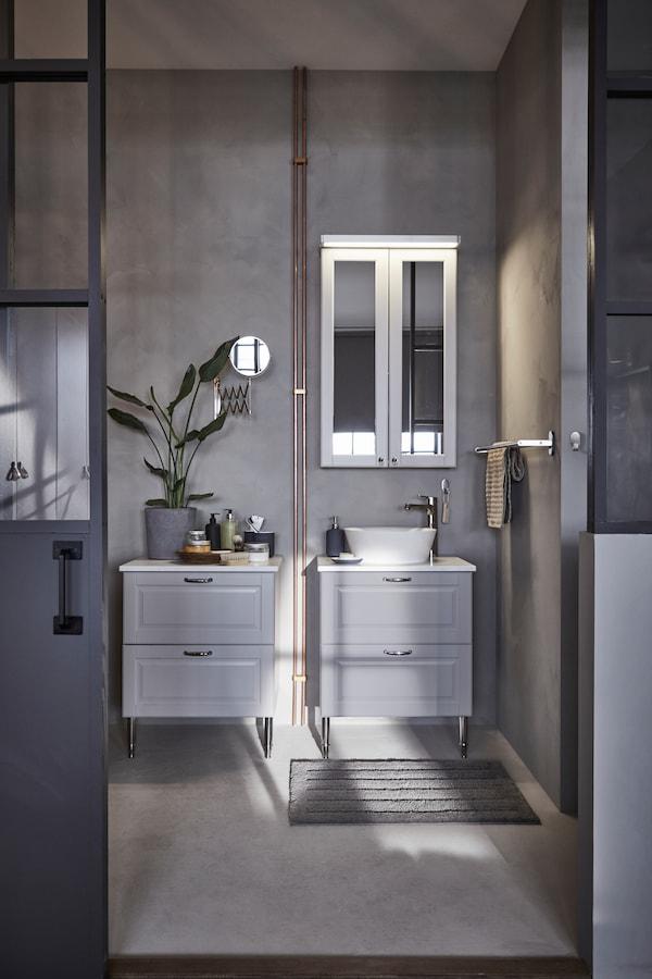 Badezimmer & Badmöbel für dein Zuhause - IKEA®
